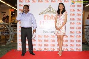 Irshikaa Mehrotra at Big Bazaar