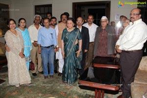 Jabir Patel Dinner Party