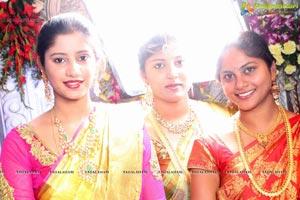 Manisha-Manmohan Goud Wedding