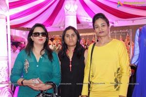 Nithiin launches Royal Wedding Carnival