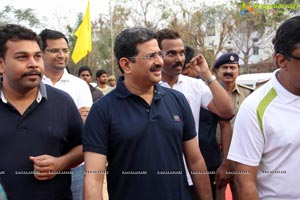 Pawan Kalyan Hrudaya Spandana Walk