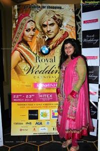 Royal Wedding Carnival Curtain Raiser