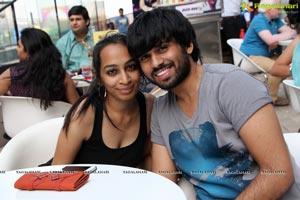 Sundown Pool Party Aqua Hyderabad