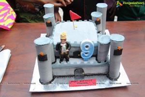 Vidhaan Birthday
