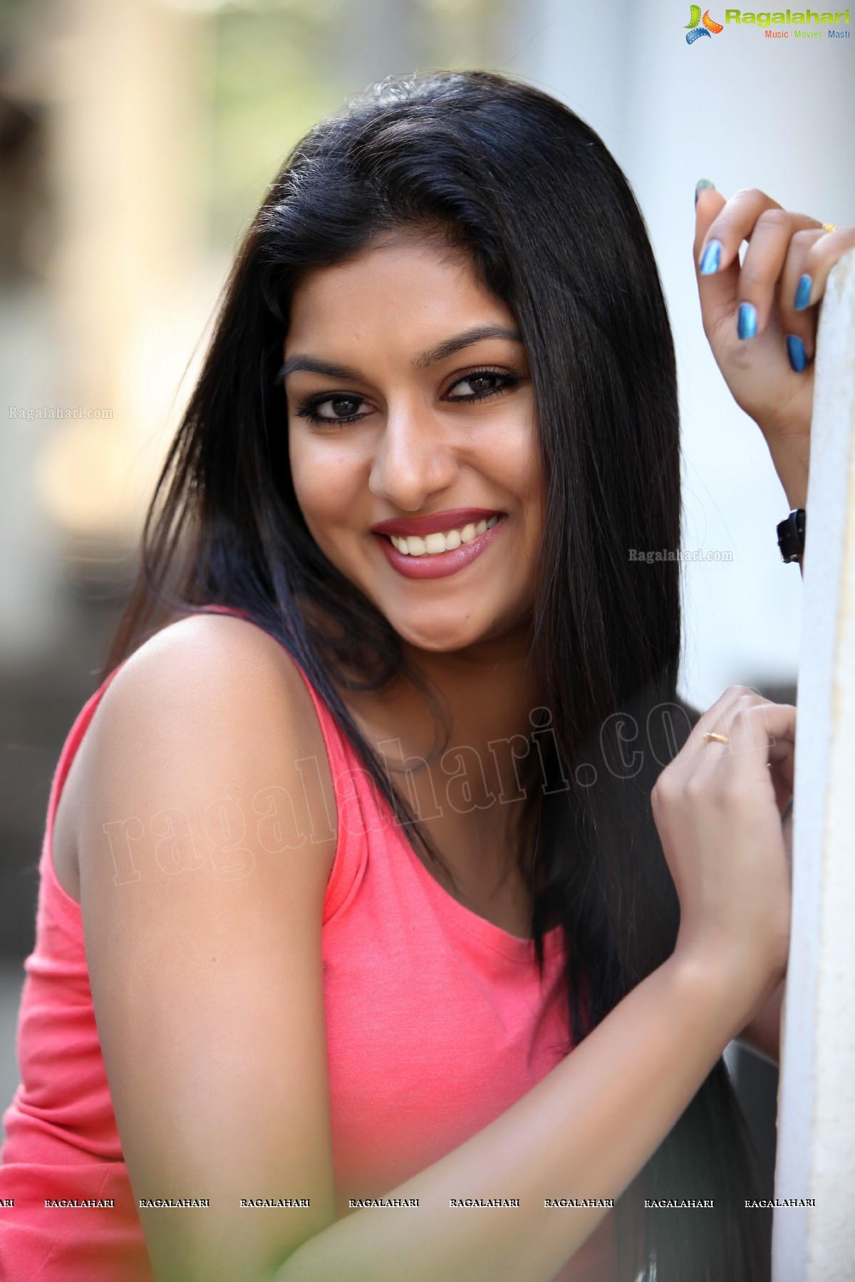 Sai Akshatha (Exclusive)