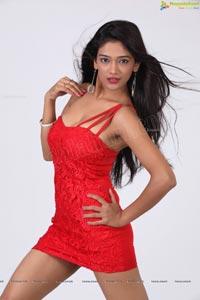 Parita Rajendra Vora Red Hot Pics