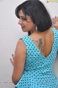 Haripriya in Short Dress