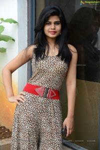 Hyderabad Heroine Alekhya