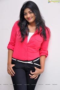 Heroine Soumya Thathineni