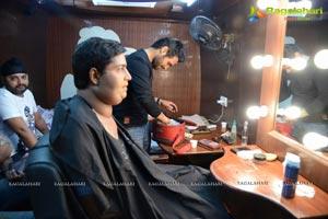 Laddu Babu Working Stills