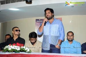 Nikhil Success Meet