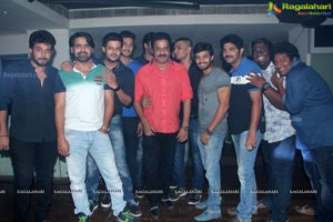 Nikhil Hattrick Success Party