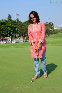WWF India Golf