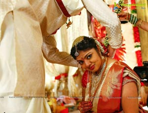 Jagapathi Babu Daughter Marriage Photos