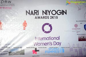 Nari Niyogin Awards 2K15