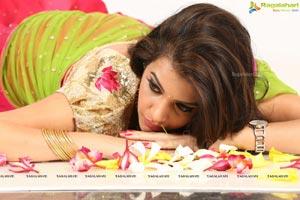 Diksha Panth Half Saree