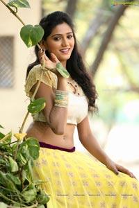 Tollywood Actress Shalu Chourasiya