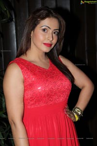 Telugu Actress Nandini Rai