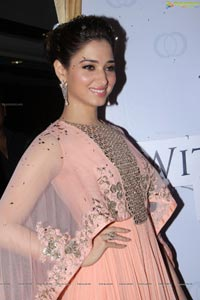 Wite and Gold Tamanna