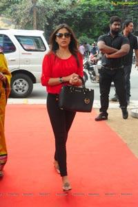 Telugu Actress Madhu Shalini