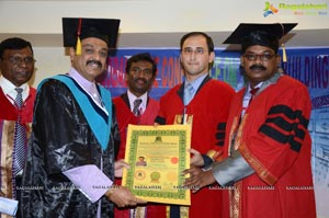 Naresh Doctorate Photos