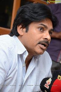 Pawan Kalyan on SGS