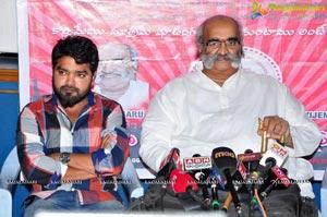 Telangana Union Press Meet