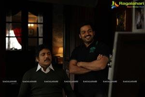 Oopiri Telugu Cinema Stills
