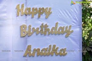 Anaika Birthday