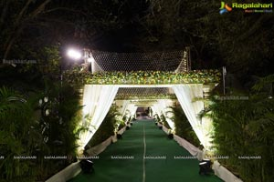 Wedding Reception Imperial Gardens