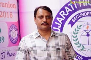 Re-Union of Gujarati High School