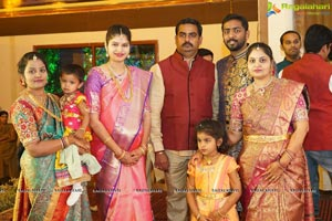 Arun Kumar Sankineni Wedding