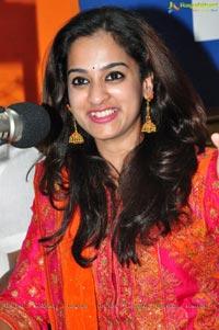 Savitri Team at Radio City