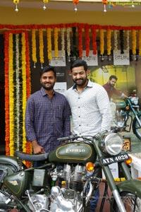 Janatha Garage Bike Winner