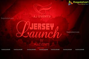Jersy Launch Event
