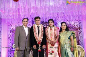 Rahul Deepika Wedding Reception