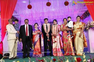 Rahul Deepika Wedding Reception
