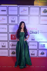 The Santoor Femina Style Diva South 2017