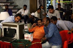 Ekta Working Stills