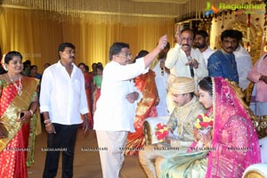C Kalyan's Elder Son Teja Wedding