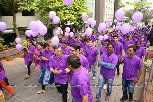 Glaucoma Awareness Walk Flags Off