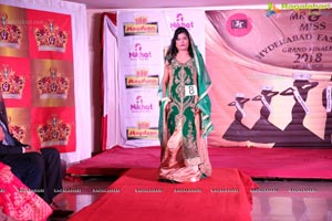 Mr & Miss Hyderabad Fashions Photos