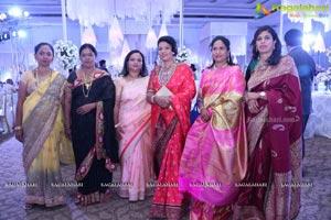 Sabitha & Bhargav Wedding Reception Photos