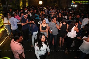 Party Night with DJ Shaan at Farzi Cafe