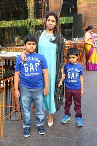 Shailaja Reddy Son Aryan Birthday Bash