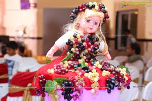 TV Actress Maheshwari-Shivanag Daughter Harini 1st Birthday