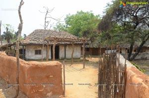 Rangasthalam Working Stills