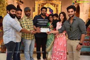 Aadi Saikumar and Vedhika Telugu-Tamil Bilingual Launch