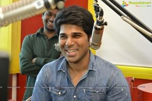 ABCD Song Launch at Radio Mirchi
