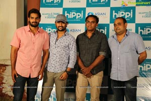 Nani Launches Hippi Teaser